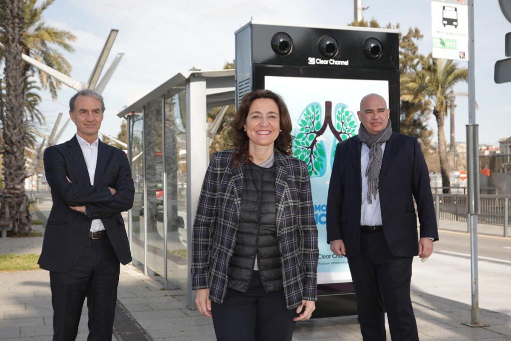 Purificación de aire Port de Barcelona