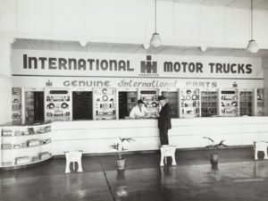 historia transporte mercancías