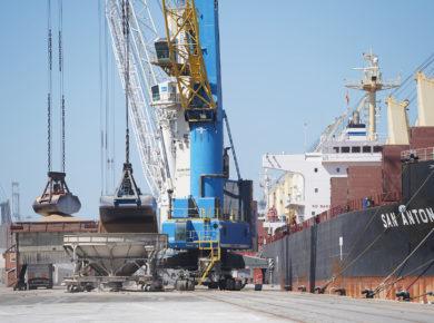 El Port Tarragona registra un mes de agosto extraordinario