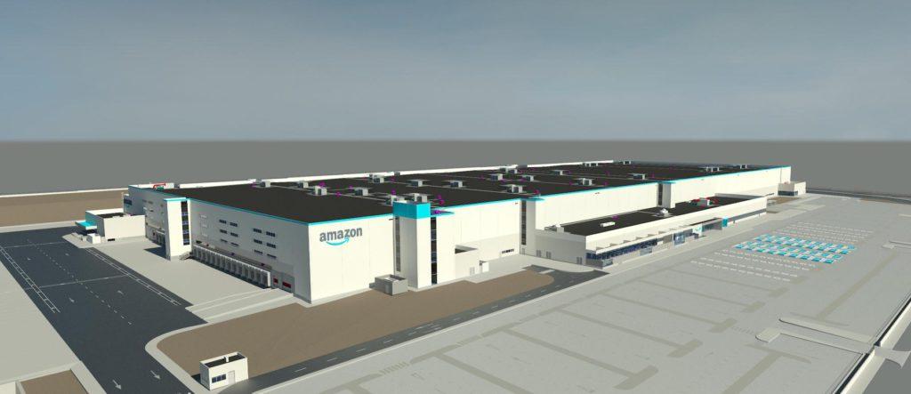 Amazon abrirá su primer centro logístico en la Comunidad Valenciana en 2022