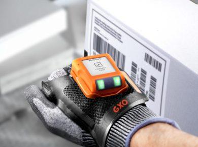 GXO presenta sus escáneres 'wearables' que aumentan la productividad