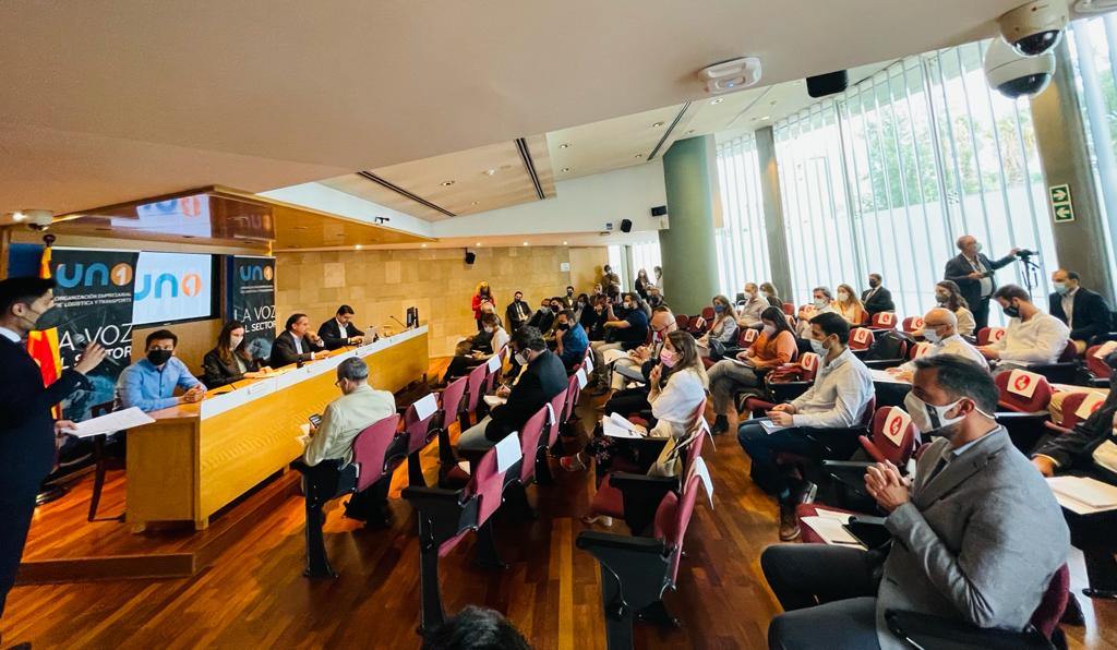 UNO Logística pide a las administraciones conocer la distribución de mercancías para regularla