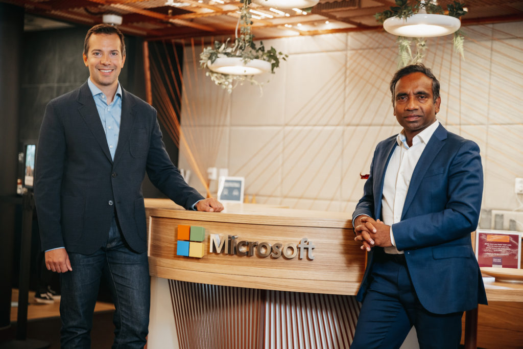 Element Logic y Microsoft desarrollarán servicios avanzados de optimización de almacenes