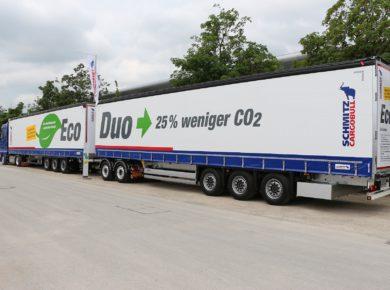 Schmitz Cargobull entrega 500 dollys