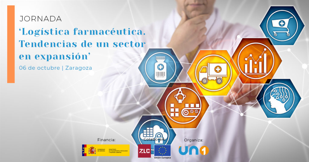 UNO celebrará una jornada en Zaragoza para debatir sobre los desafíos de la logística farmacéutica