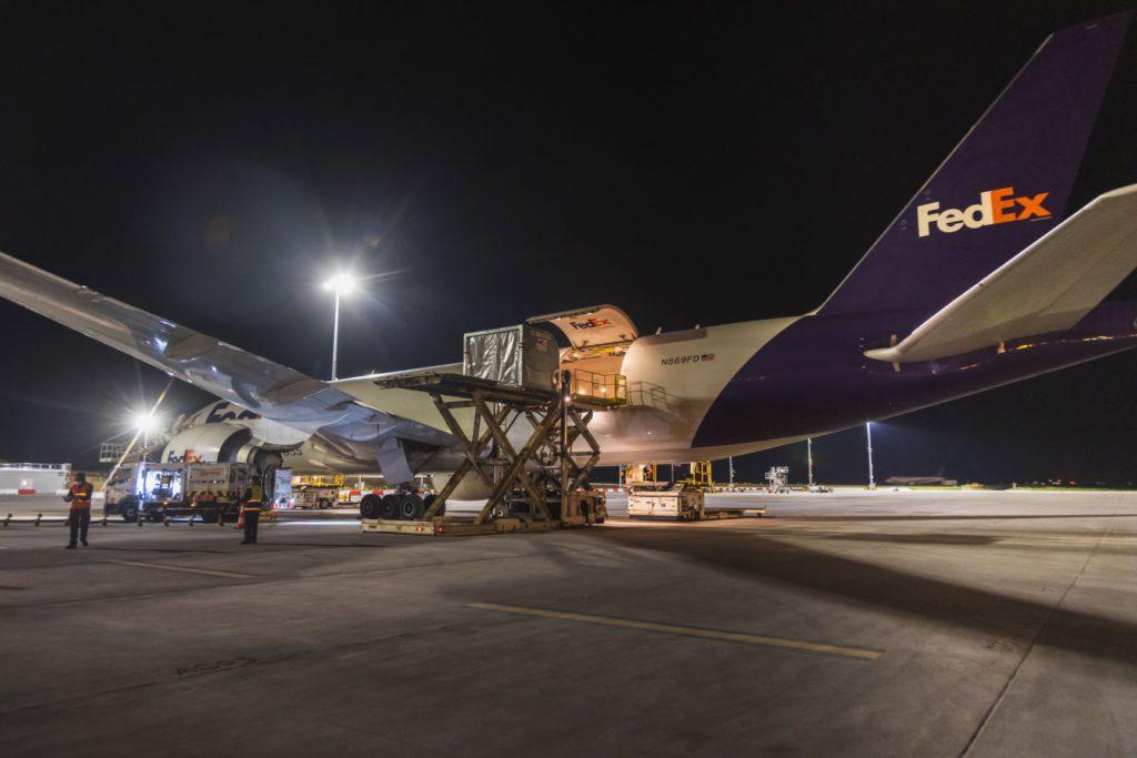 FedEx Express amplía su red aérea con el lanzamiento de un nuevo vuelo entre Europa y Japón