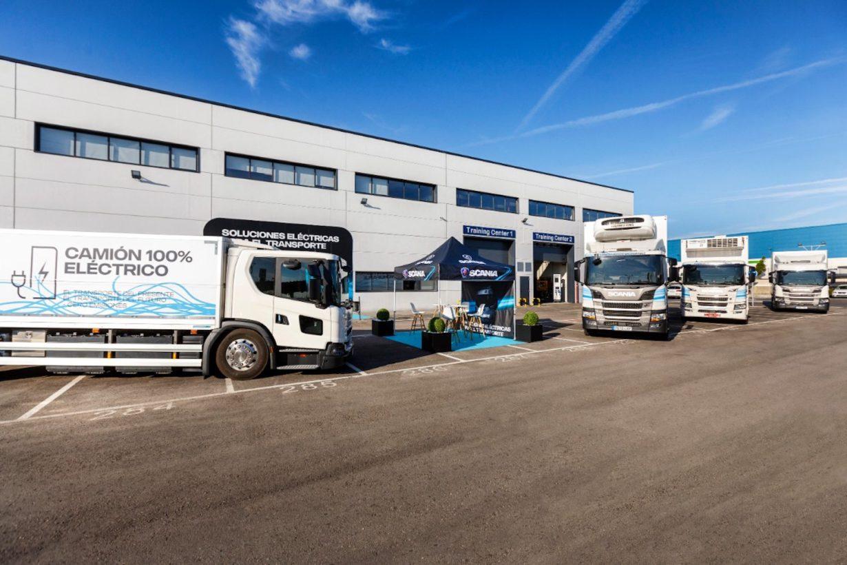 Hacia una movilidad cero emisiones: Scania presenta sus soluciones eléctricas